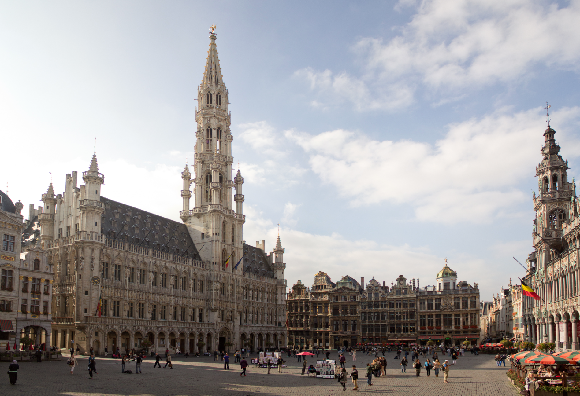 Brussels - Town Hall